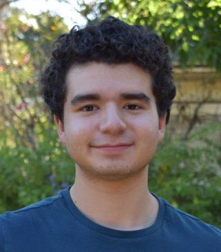 Noah Hernandez, Student Curator